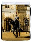 Horseguards. Duvet Cover