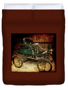 Horseless Carriage Duvet Cover
