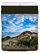 Horseneck Beach Ma. 2 Duvet Cover