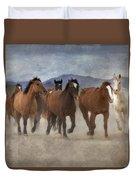 Horses-03 Duvet Cover
