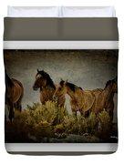 Horses 34 Duvet Cover