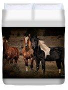 Horses 40 Duvet Cover