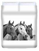 Horses - Id 16217-202749-4749 Duvet Cover