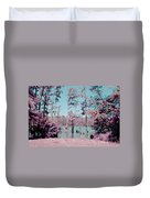 Horseshoe Conservation Area Infrared Duvet Cover