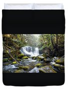 Horseshoe Falls Duvet Cover