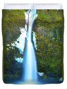 Horsetail Falls Duvet Cover