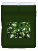 Hosta Duvet Cover