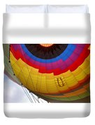 Hot Air Balloon Duvet Cover