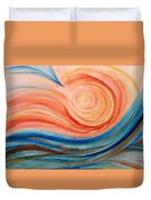 Hot And Cold Duvet Cover