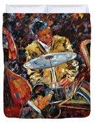 Hot Jazz Series 4 Duvet Cover