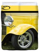 Hot Rod 10 Duvet Cover