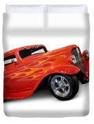 Hot Rod Ford Coupe 1932 Duvet Cover