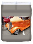 Hot Rod Reflection Duvet Cover