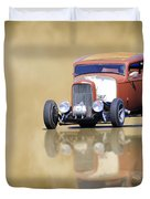Hot Rod Reflection Duvet Cover