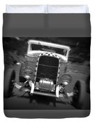 Hot Rods At Pendine 11 Duvet Cover