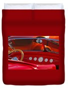 Hot Rods Duvet Cover
