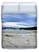 Hot Spring1 Duvet Cover