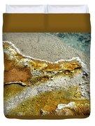 Hot Springs Runoff Duvet Cover