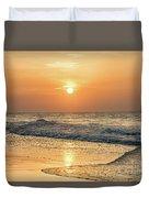 Hot Summer Sun Duvet Cover