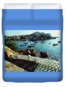 Hotel Boca Chica 3 Duvet Cover