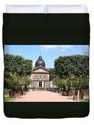 Hotel Dieu - Macon Duvet Cover