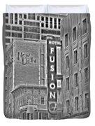 Hotel Fusion Duvet Cover