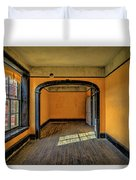 Hotel Mead Duvet Cover
