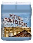 Hotel Monteleone - New Orleans Duvet Cover