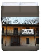 Hotel Mud Bug Paramount Ranch Duvet Cover