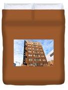 Hotel Pickwick - San Francisco Duvet Cover