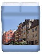 Hotel Suisse Strasbourg France Duvet Cover