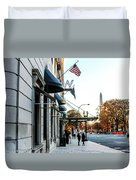 Hotel Washington Duvet Cover