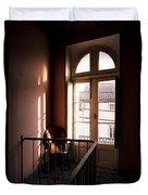 Hotel Window Duvet Cover