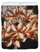 Hothouse Flowers Duvet Cover