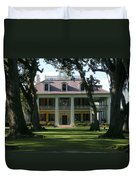 Houmas House Plantation Duvet Cover