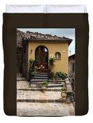 House Entrance  Duvet Cover