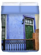 House Of Color 2 Duvet Cover