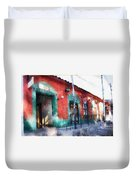 House Of El Hatillo Duvet Cover