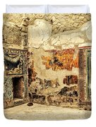 House Of Neptune Duvet Cover