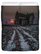 House Of The Rising Sun Duvet Cover
