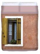 House Of Venice - Salmon Duvet Cover