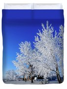 House On The Outskirts 1 Duvet Cover