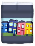 House Party 11 Duvet Cover