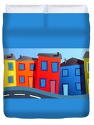House Party 12 Duvet Cover