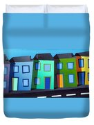 House Party 14 Duvet Cover