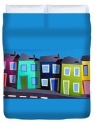 House Party 18 Duvet Cover