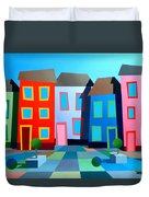 House Party 8 Duvet Cover