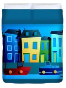 House Party 9 Duvet Cover