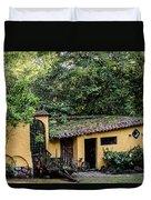 House Suchitoto Duvet Cover