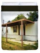 House Trailer Park Duvet Cover